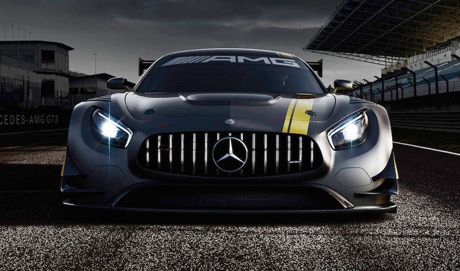 メルセデス-AMG GT3