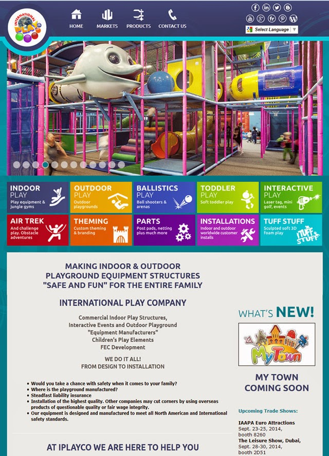 Commercial Playground Equipment & Play Structures