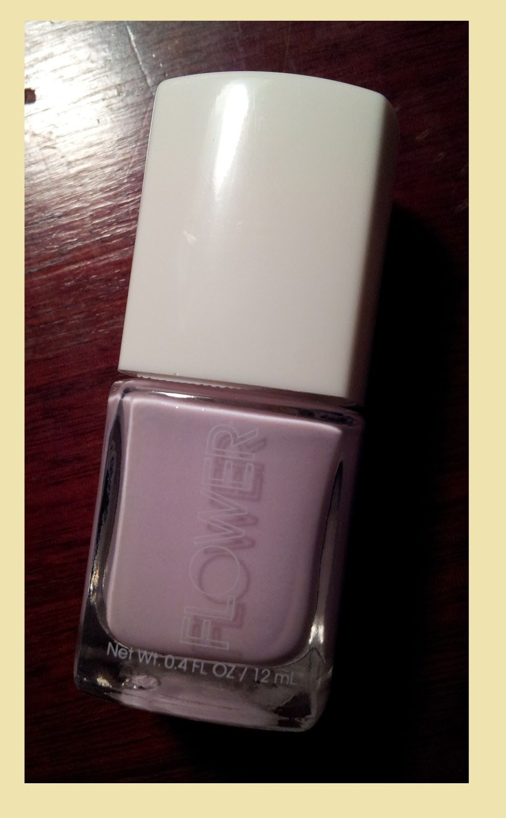 Lainamarie91 Flower Beauty Naild It Nail Lacquer In Np6 I