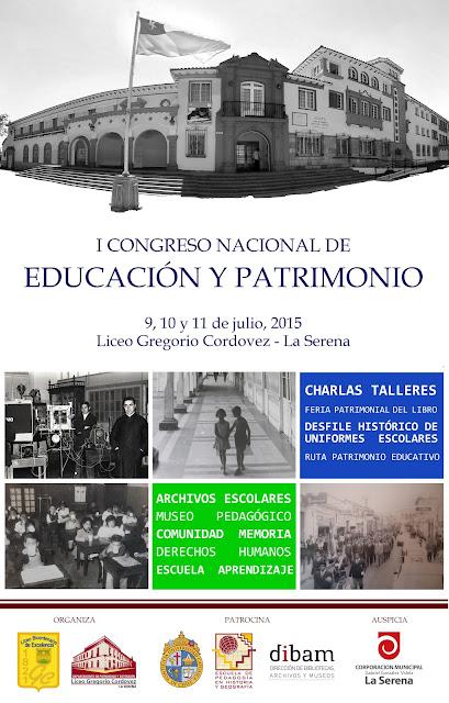Congreso Educación y Patrimonio