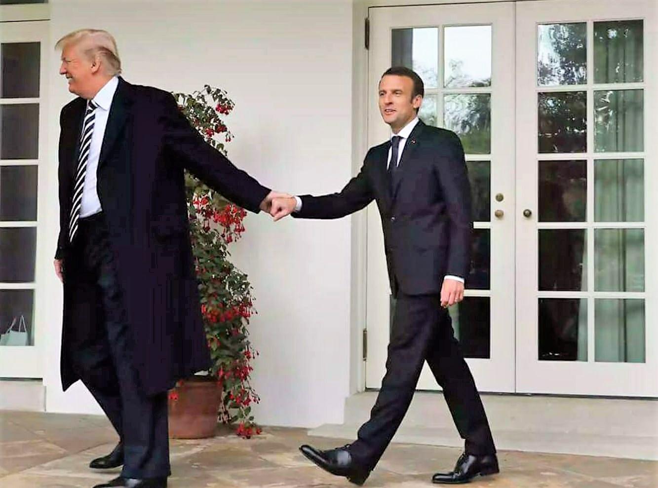Viens avec moi, mon petit garçon!