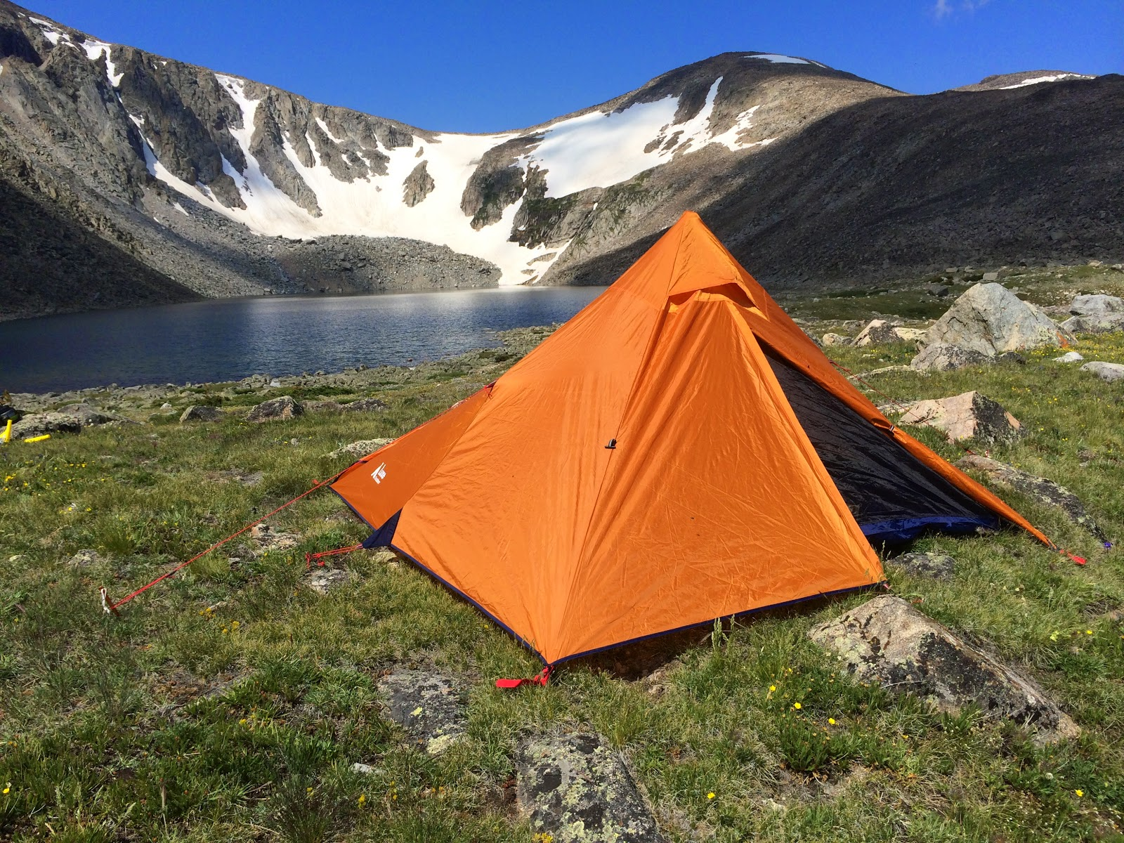 As most of my backpacking is solo and in the shoulder seasons (late Fall and early Spring) I wanted a lightweight tarp-style tent that could be easily ... & How Many Tents Do You Need |Camp Primitive - Out There Somewhere