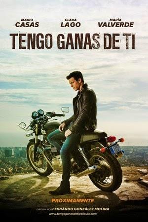Poster Tengo ganas de ti 2012