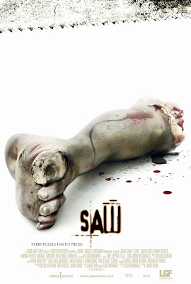 Saw (2004) UNRATED BRRip Mediafire