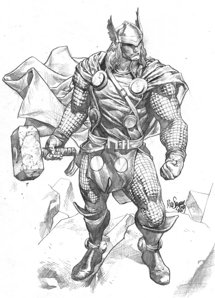 Tatouage Marteau De Thor Signification