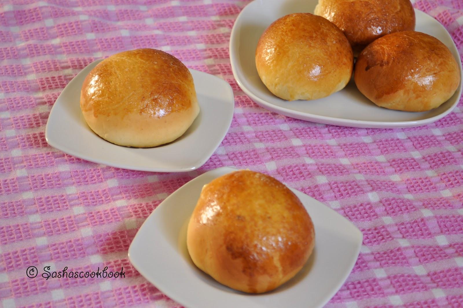 how to make raice buns