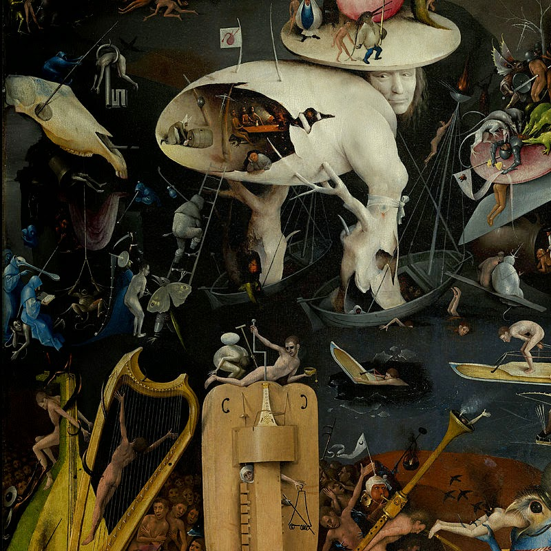 The Garden Of Earthly Delights Closed Big Apple Secrets: Oct...