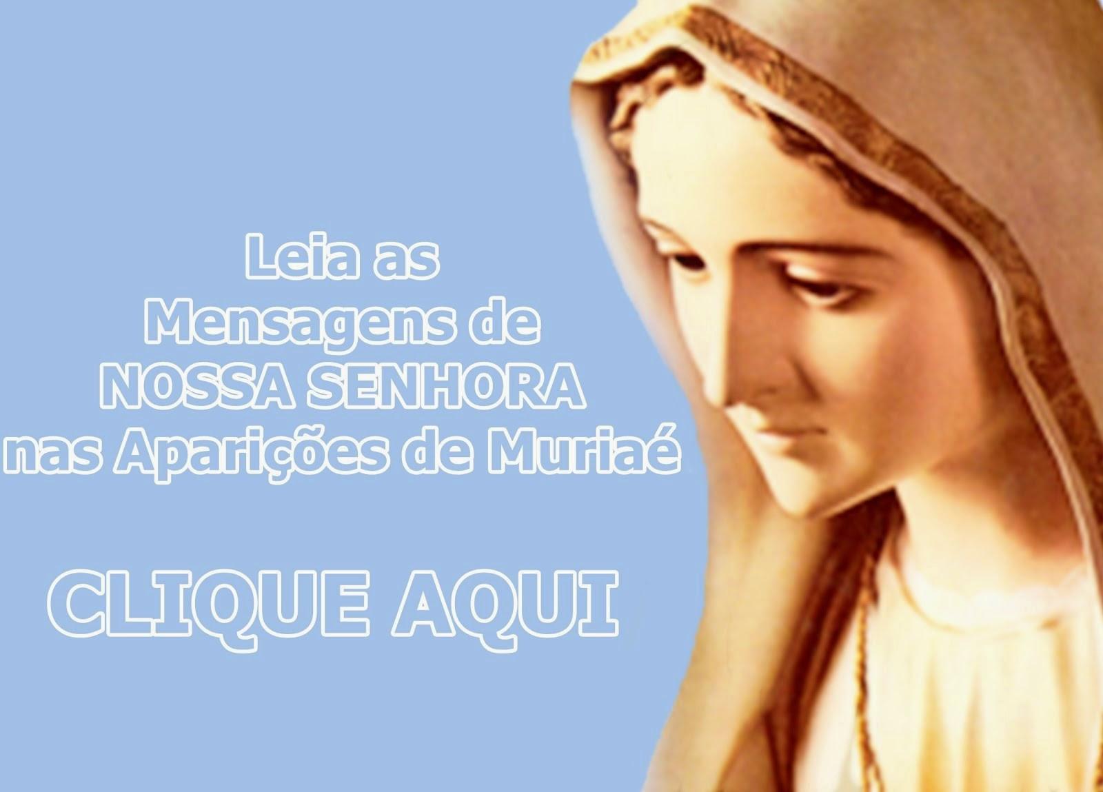 Leia as Mensagens de Nossa Senhora do Imediato Consolo