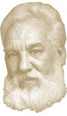 Ghost of Alexander Graham Bell