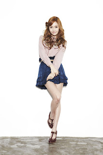 SNSD Jessica News Interview Photos 2