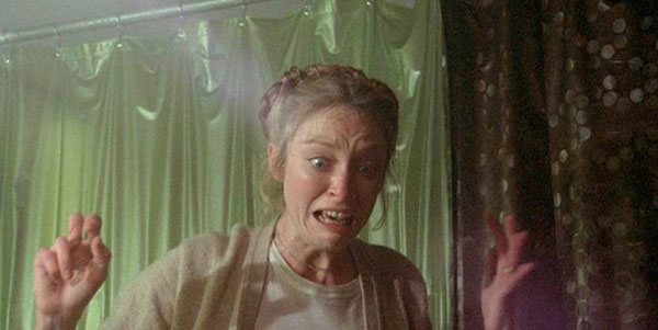 Veronica Cartwright in 1978's Invasion of the Body Snatchers