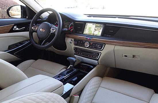 Burlappcar More Pictures Of The All New 2017 Kia Cadenza K7