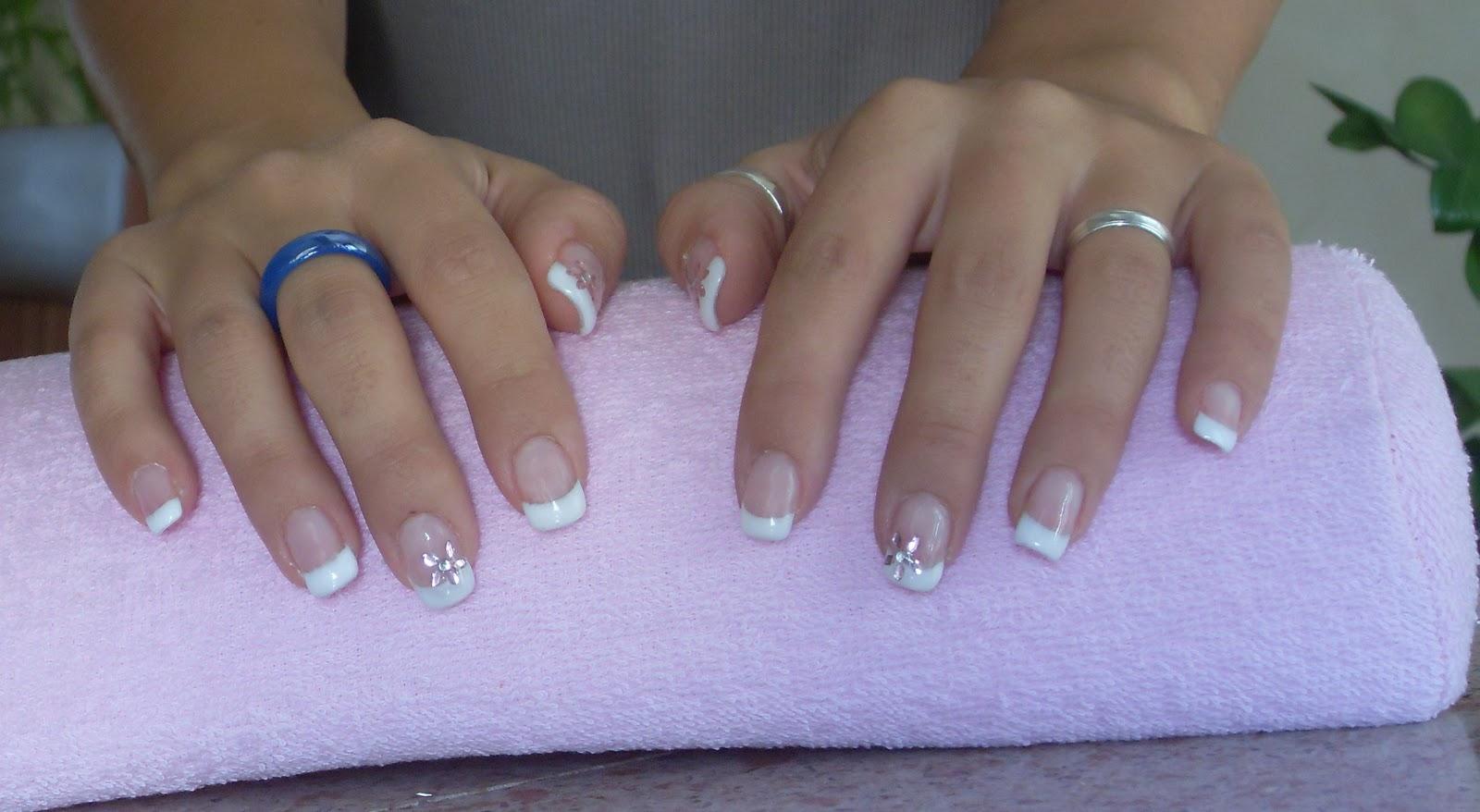 abbastanza Dreaming nails: La prima ricostruzione unghie con cartine  PX88