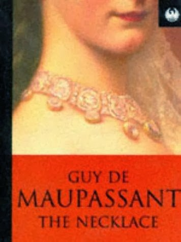 a literary analysis of the necklace by guy de maussapant The necklace by the great french story teller, guy de maupassant, delights the readers with its the action of the story begins to rise as mathilde borrows the necklace to complete her ensemble for the our summaries and analyses are written by experts, and your questions are answered by real.