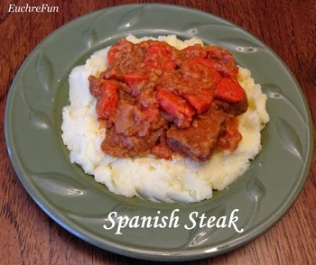 Spanish Steak @EuchreFun