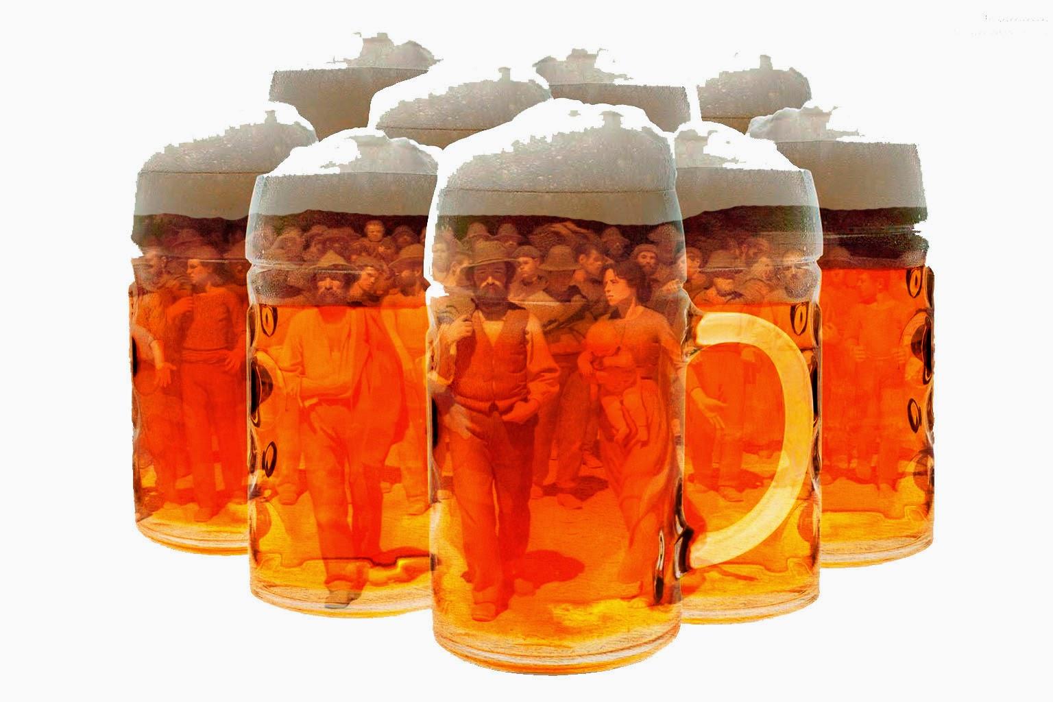 Cerveza y Movimiento obrero