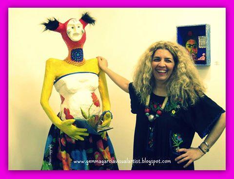 About Gemma Garcia Art Events Coordinator