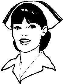 Nurse clip art free