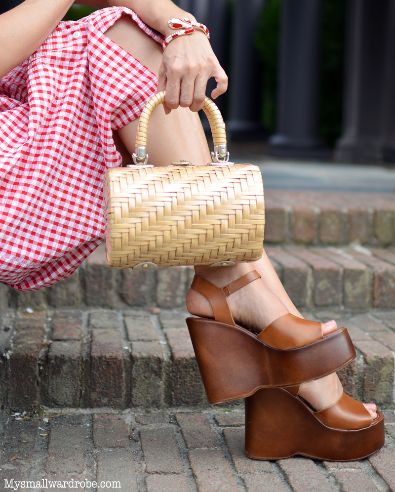 Woven bags trend