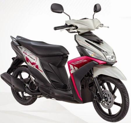 gambar motor Mio M3 2015