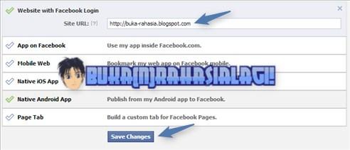 add app url