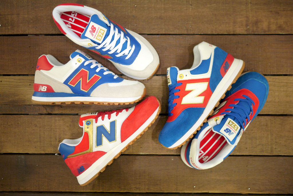 new balance 574 olympic pack