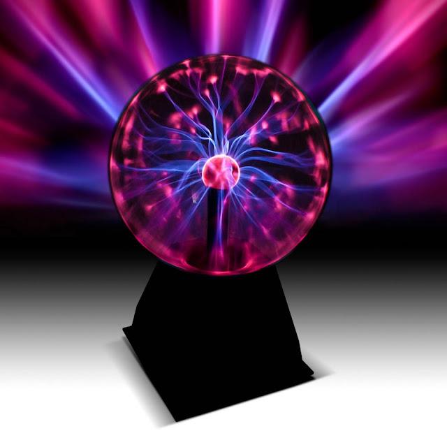 bola plasma ionisasi