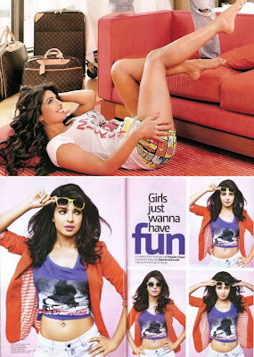 priyanka chopra shoot glamour  images