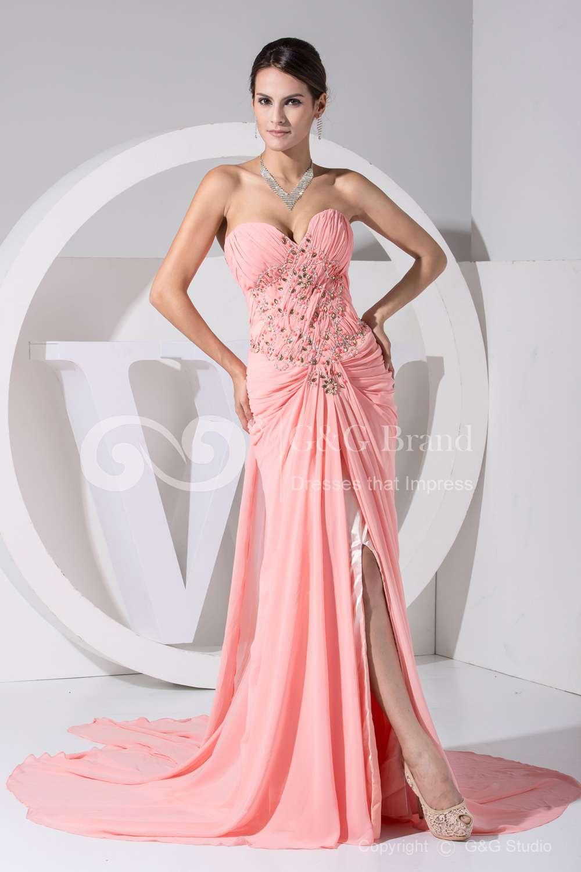 moda y belleza: vestidos elegante de noche para chicas
