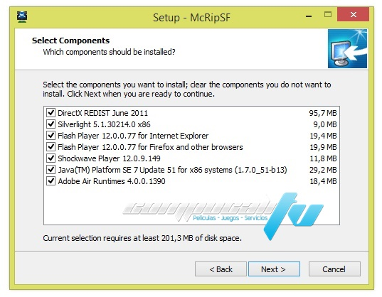 McRipSystemFiles 2.0 Final Pack de Aplicaciones Fundamentales