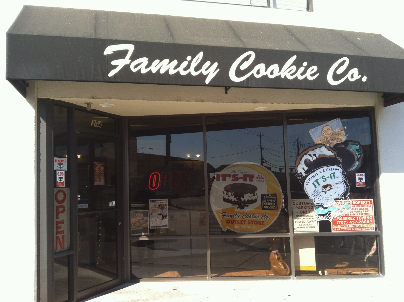 Family Cookie Company