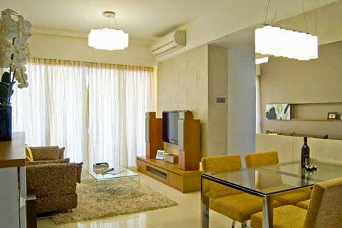 Small Apartment Living Room Decoration Ideas