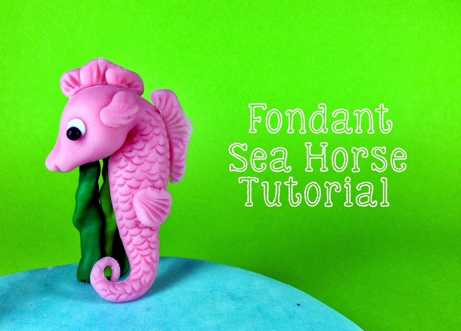 Personalized Printable Sea horse Under the sea Seahorse Birthday ...