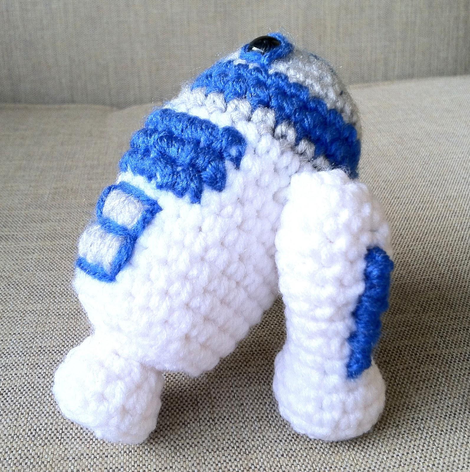 Diy Toys Mini Star Wars Crochets Just Be Crafty