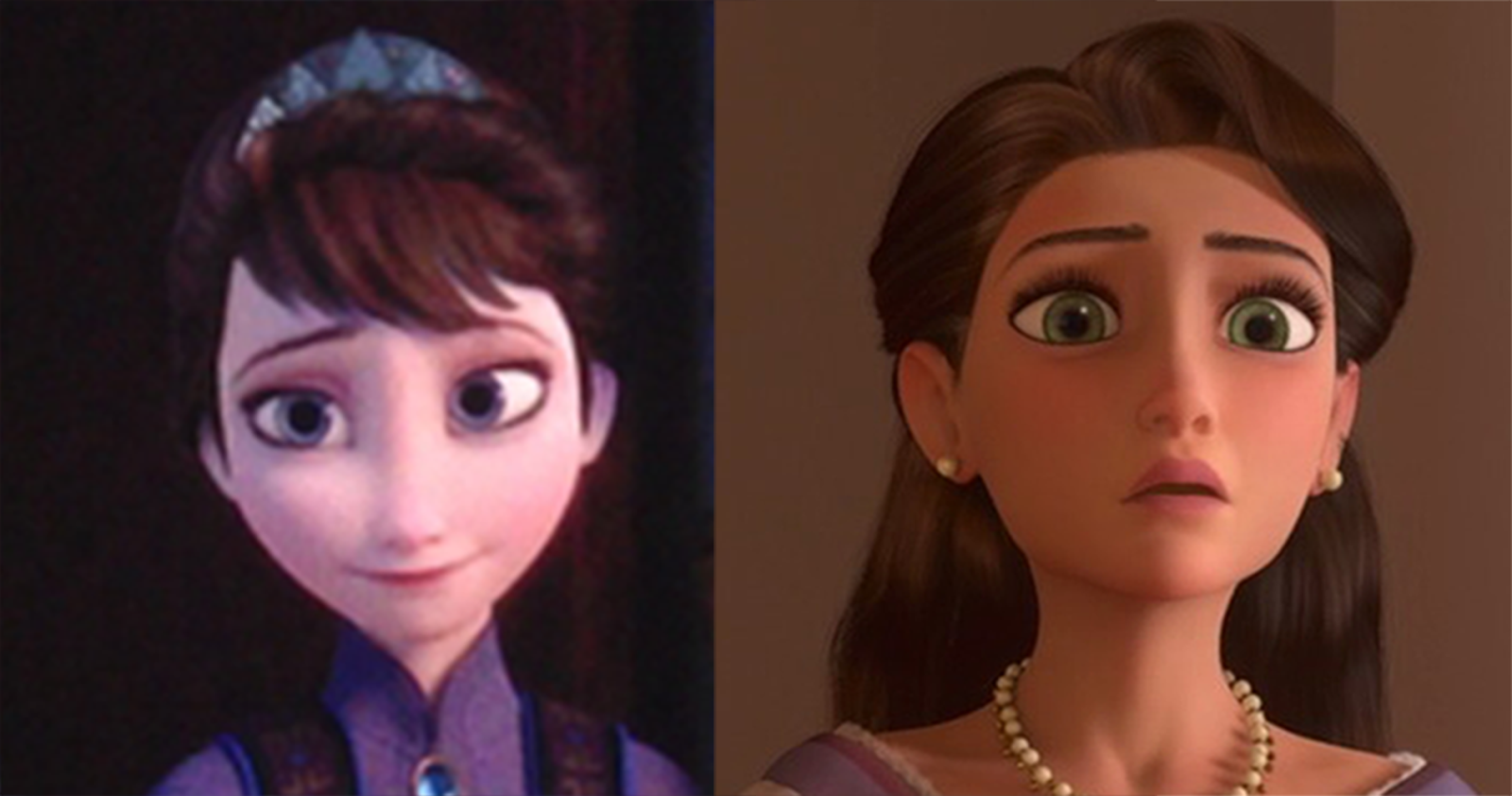 blah since i know disney connections frozen tangled with