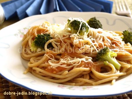 Zeleninové špagety - recepty
