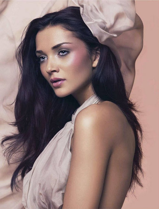 amy jackson vogue shoot actress pics