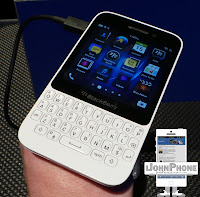 Blackberry Q5 Blanco
