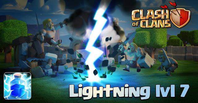 Lightning Level 7