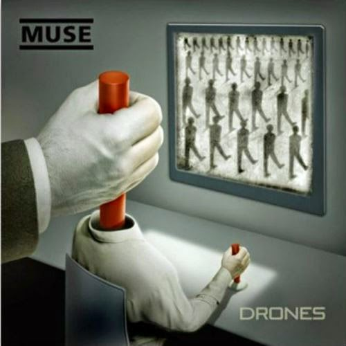 Muse - Drones cover