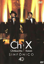 DVD - Chitãozinho e Xororó Sinfônico Parte 1