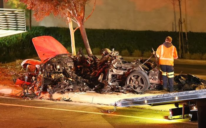 Fast And Furious Actor Paul Walker Dies In Car Crash
