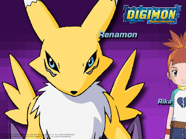 #12 Digimon Wallpaper