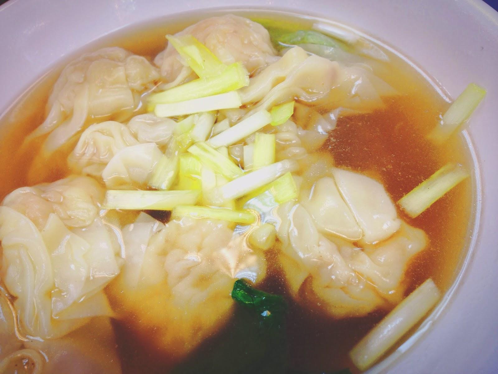 Lau Sum Kee Noodles Hong Kong Wanton Soup