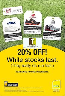 Digi N Concept Store Discount Sale 2012