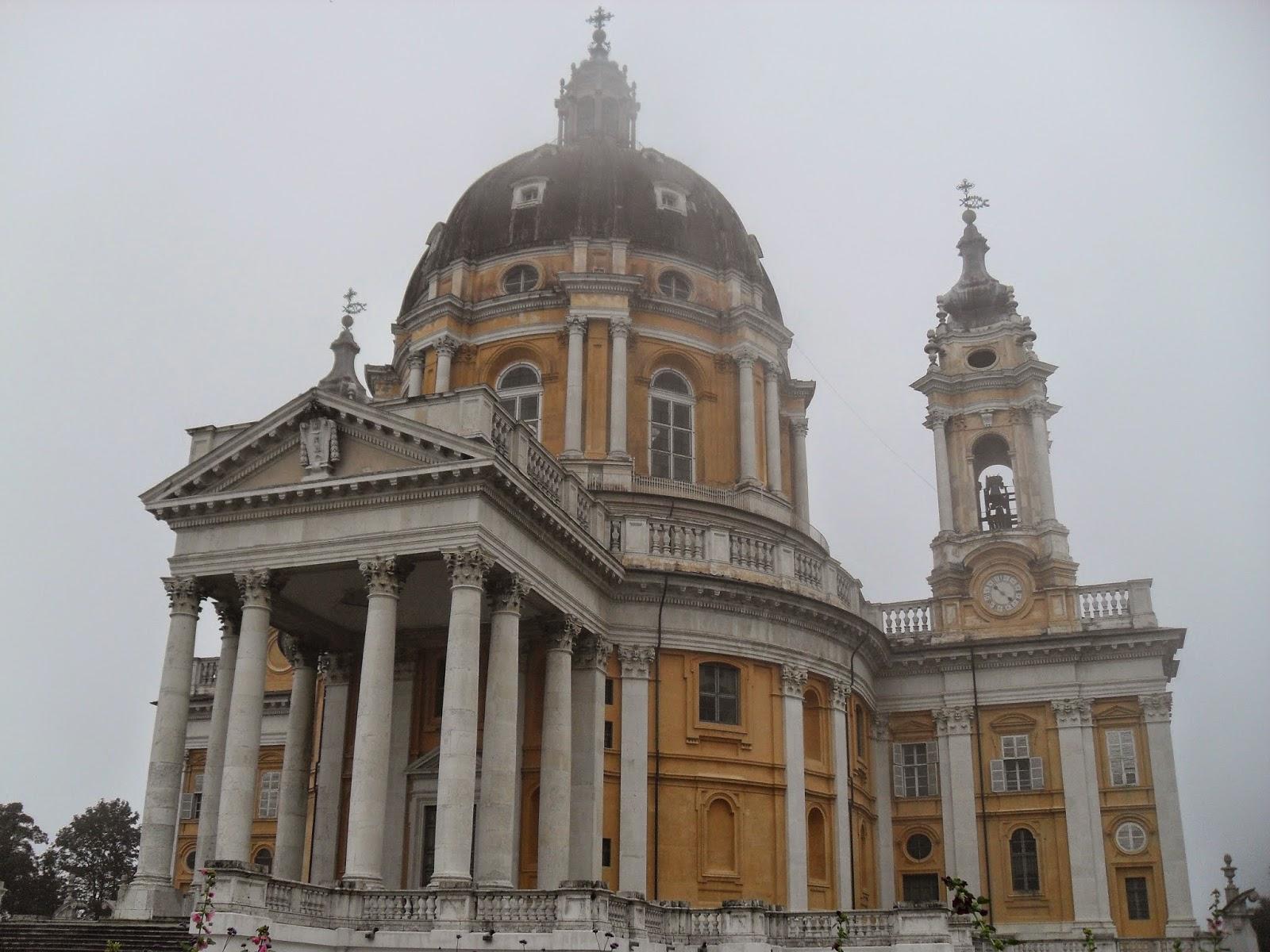 Basílica de Superga, Turín