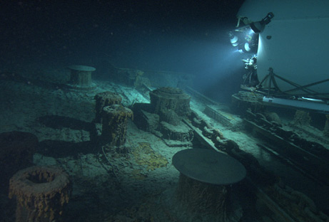World Today Will Be The History: The Memory Of Titanic