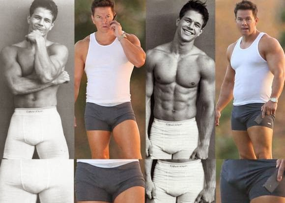 Mark Wahlberg bulge