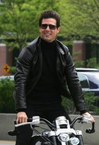 Tom Cruises celeb on motorcycles