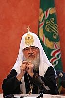 Фото Укринформ:Патриарх Кирилл